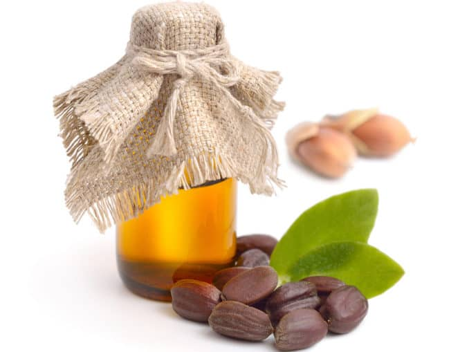 Jojoba oil (simmondsia chinensis) has a multitude of health and beauty uses.
