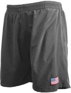 GORUCK American Training Shorts - 7.5 charcoal