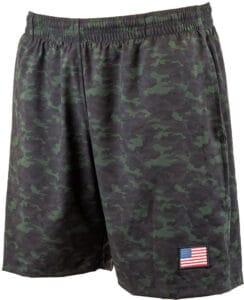 GORUCK American Training Shorts - 7.5 dark camo