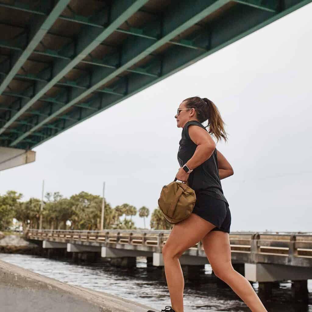 GORUCK Womens American Training Shorts women's carry