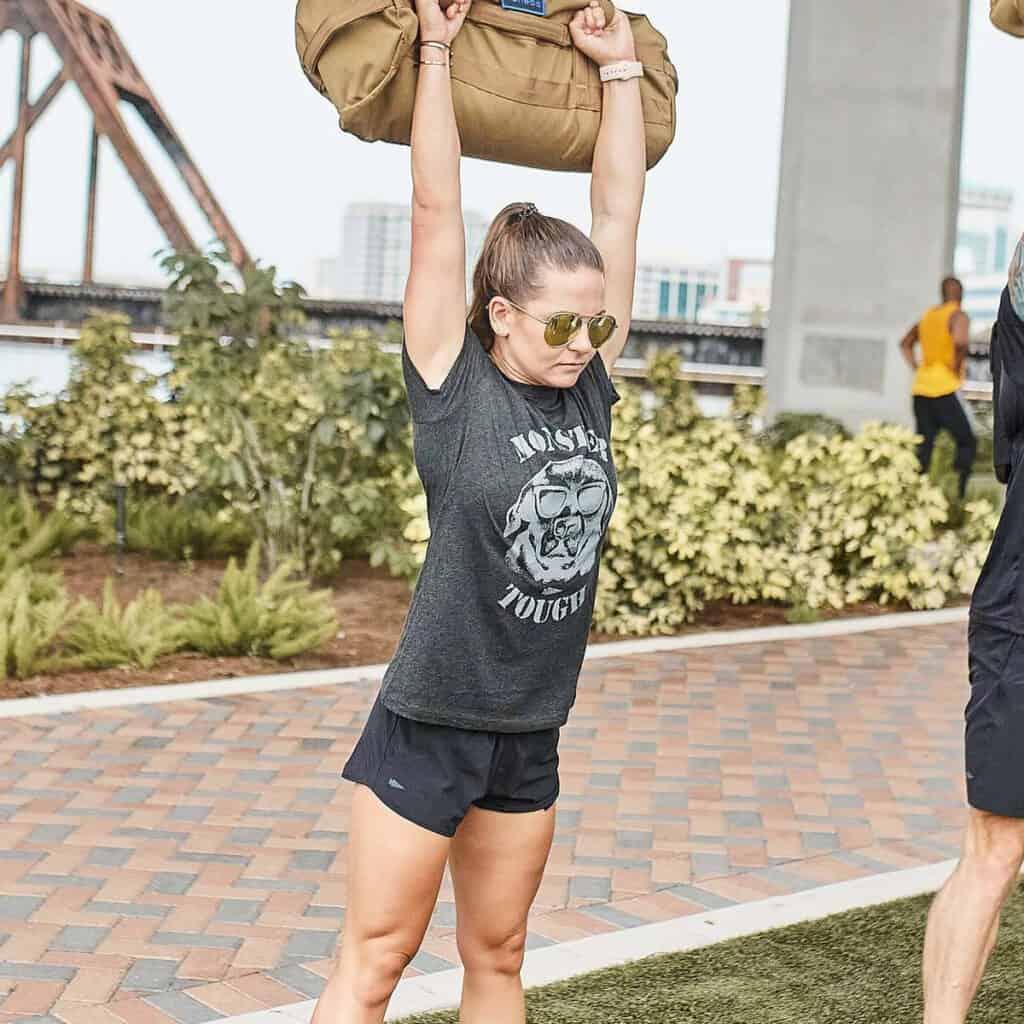 GORUCK Womens American Training Shorts women's lifting