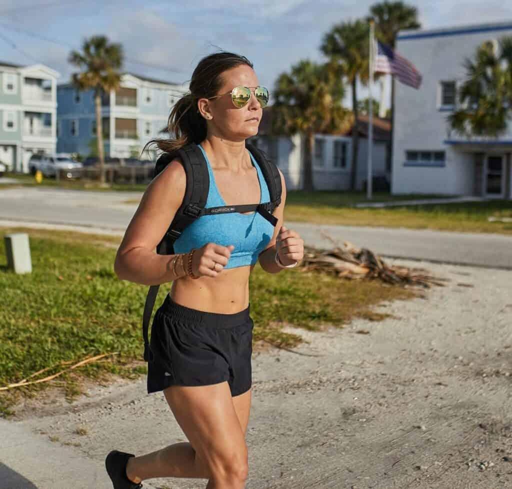 GORUCK Women's American Training Shorts women's running