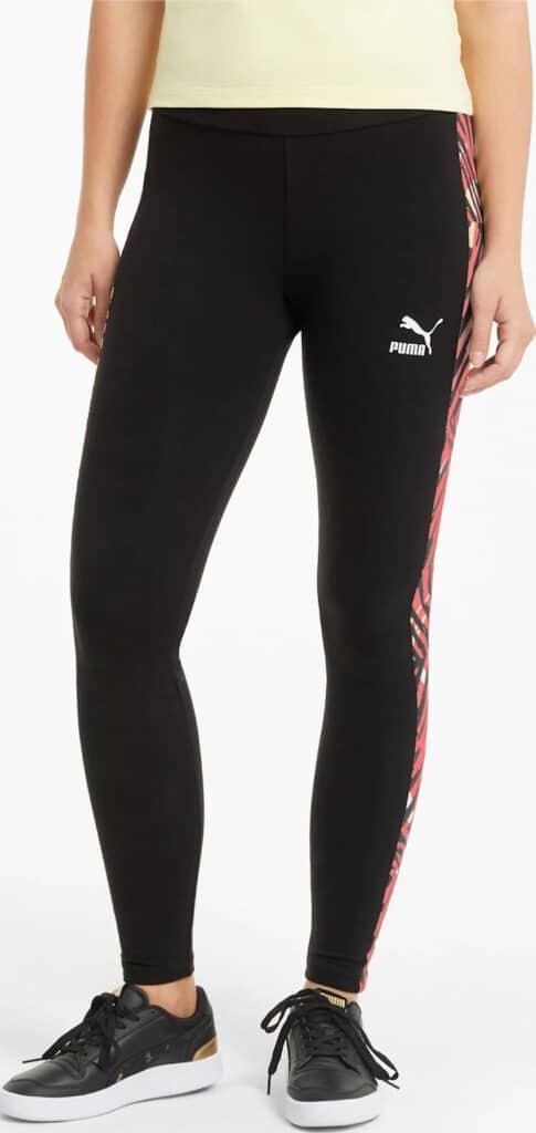 PUMA CG Womens Leggings worn full