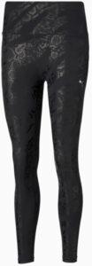 PUMA Untamed Womens AOP 7 8 Training Leggings full view