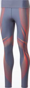 Reebok Lux Bold 2 High Rise Leggings full view front