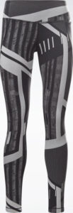 Reebok Lux Leggings back middle part