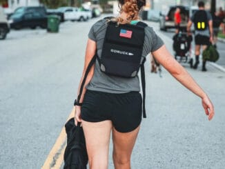 GORUCK Womens American Training Shorts rucking