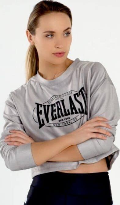 Everlast Womens Core Crop Sweatshirt main