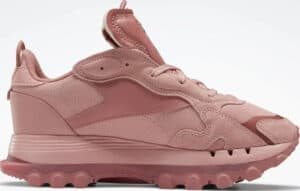 Reebok Cardi B Classic Leather Womens Shoes right