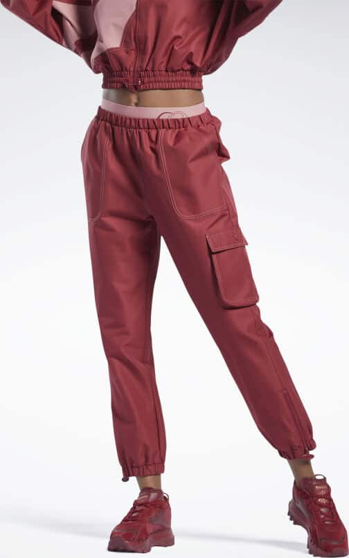 Reebok Cardi B Pants worn